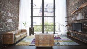 Construction d'une maison neuve : choisir le style industriel