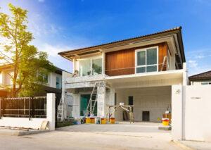 Estimation du coût de la rénovation extérieure