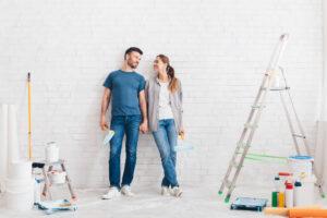 Rénover et repimper ses murs : critères de choix et devis peinture maison